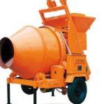 Concrete Mixer for Home Use