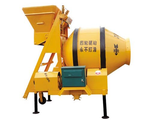 drum mixer manufacturer