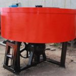 Concrete Pan Mixer for Sale