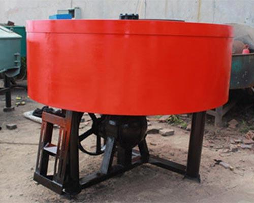 Concrete Pan Mixer for Sale