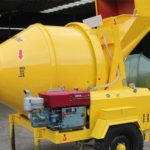 Diesel Cement Mixer for Sale