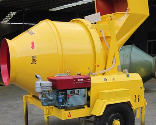 Diesel Cement Mixer –From Top Concrete Mixer Supplier