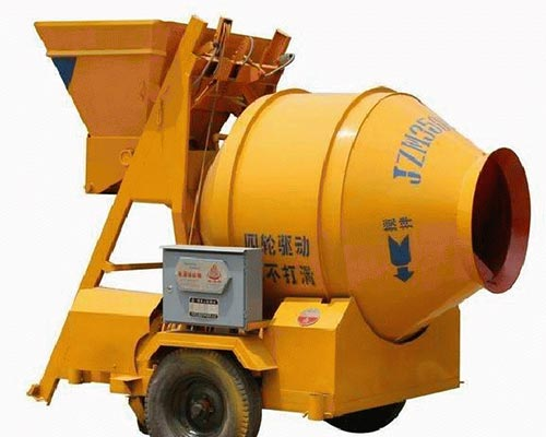 high quality electric cement mixer manufacturer