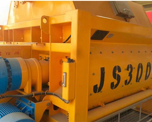 twin shaft compulsory mixer manufacturer
