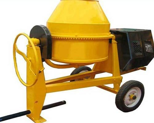 gas powered cement mixer for sale