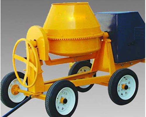 manual cement mixer
