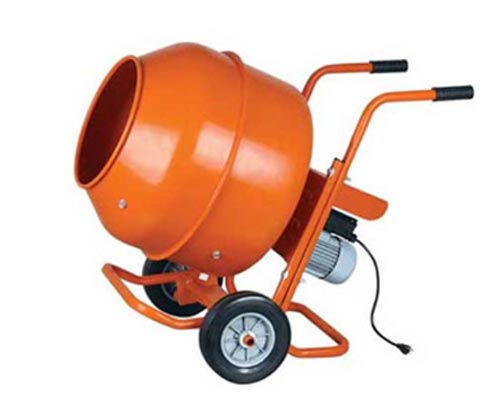 home cement mixer