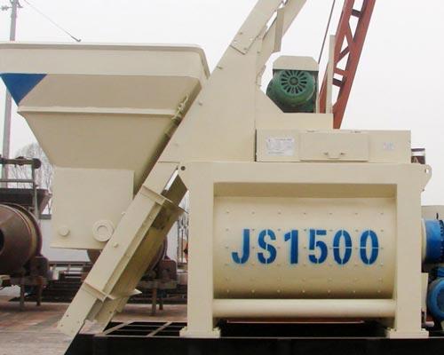 high quality large capacity concrete mixer