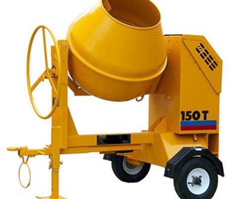 hand cement mixer