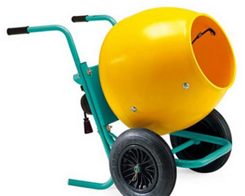 buy mini concrete mixers