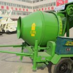 Concrete Mobile Mixer for Sale