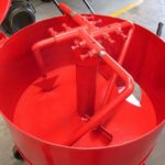 Vertical Shaft Concrete Mixer for Sale