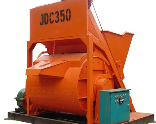 small portable cement mixer