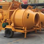 Small Concrete Mixer for Sale