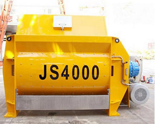 stationary concrete mixers for sale