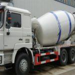 Concrete Transit Mixer for Sale