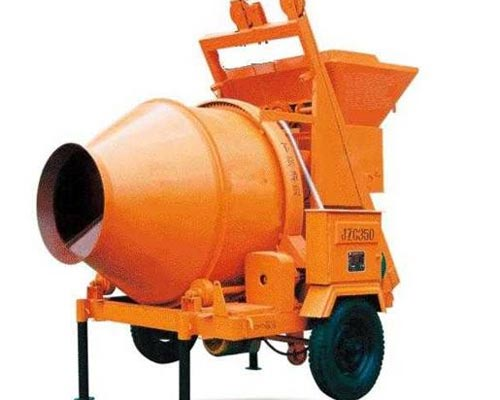 cement mixer small
