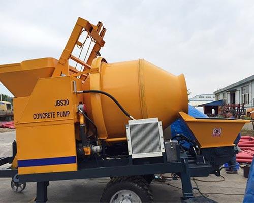 concrete mixer pump for sale