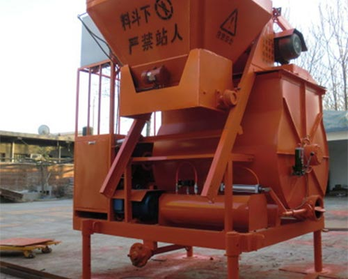 concrete foaming machine