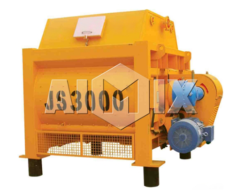 large capacity concrete mixer