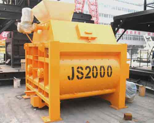 best selling concrete mixer