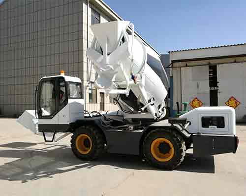 Hot sale concrete mixer
