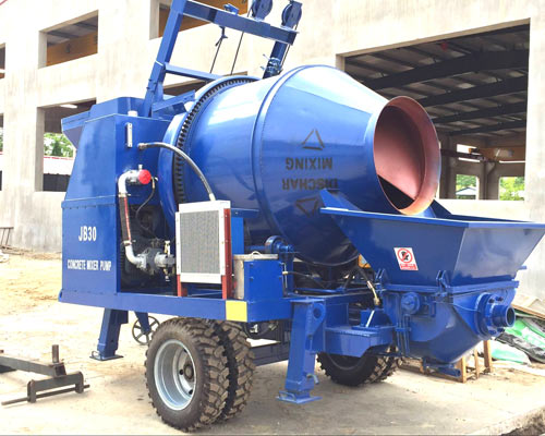 concrete pump for sale