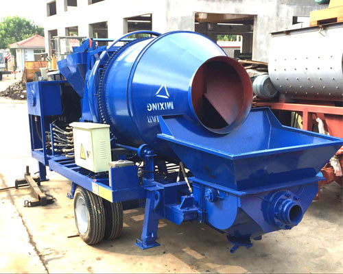 hot sale mixer pump