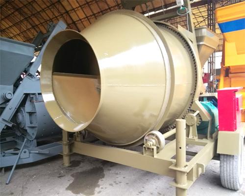 mini cement mixer machine