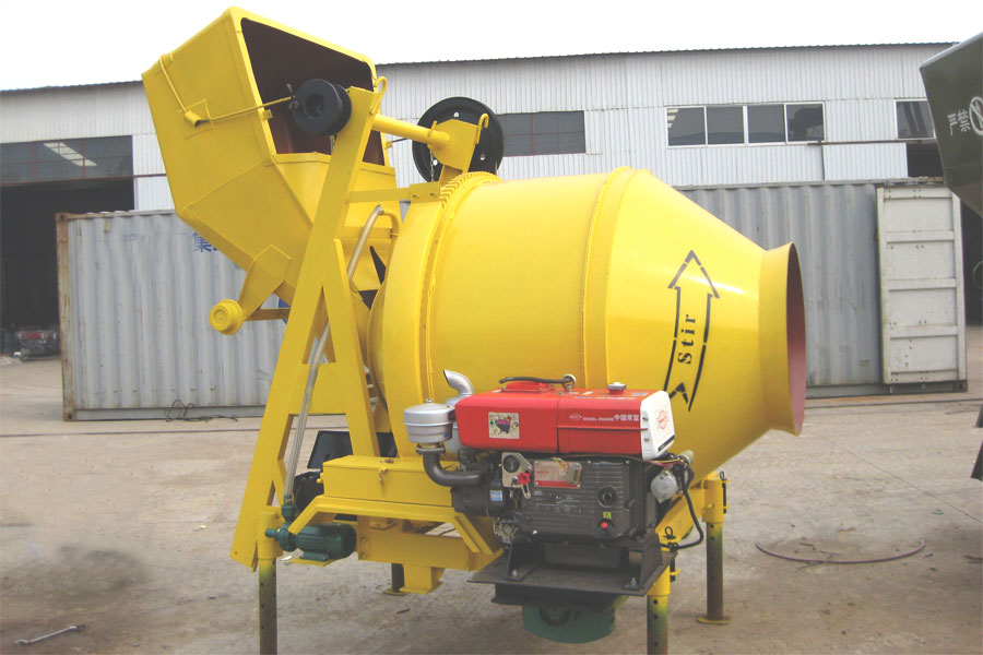 Cheap diesel cement mxers for sale
