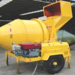 Diesel Cement Mixer for Sale